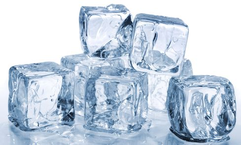 乗り物酔いの治し方は氷で