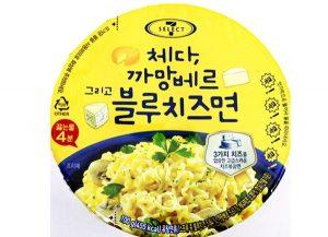 韓国 ラーメン 辛くない