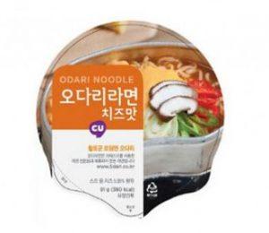 韓国 カップラーメン 人気