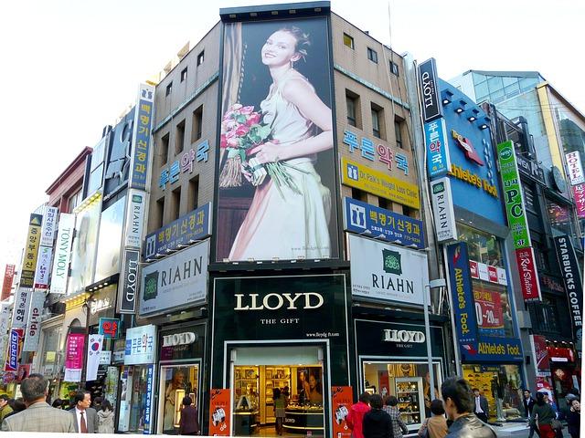 韓国 お土産 女子 彼女