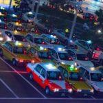 韓国のタクシーの見分け方や料金